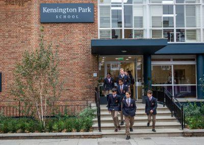 Kensington Park School — школы в Лондоне