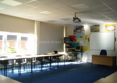 Классная комната Woldingham School