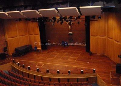 Театр Woldingham School
