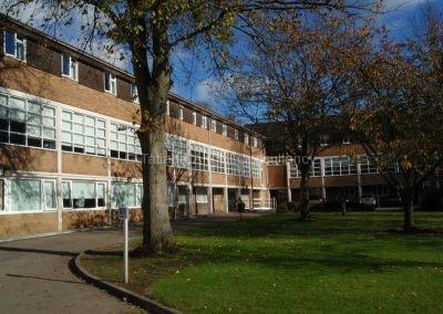 Общежитие для девочек Woldingham School