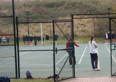 Занятия спортом в Woldingham School
