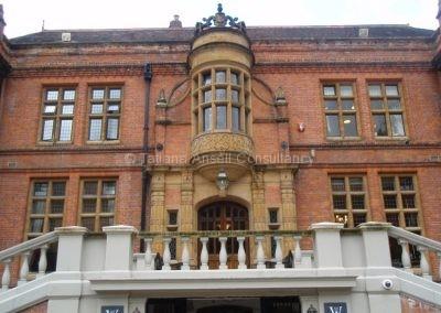 Главное здание Woldingham School