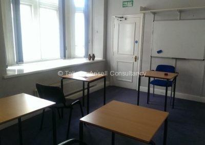 Классная комната в Cherwell College