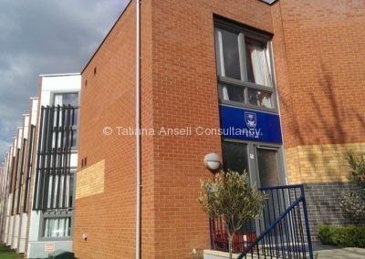 Общежитие Cherwell College