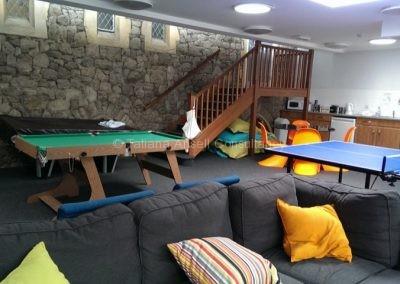 Общая комната в общежитии St Edmunds Canterbury
