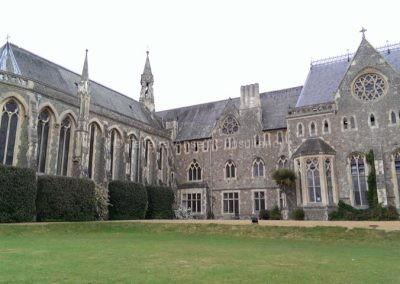 Главное здание St Edmunds Canterbury