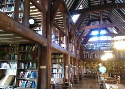Библиотека Bedales School