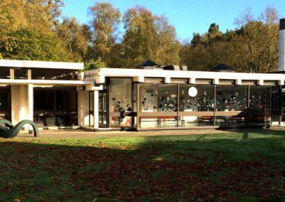 ISCA арт школа Англия