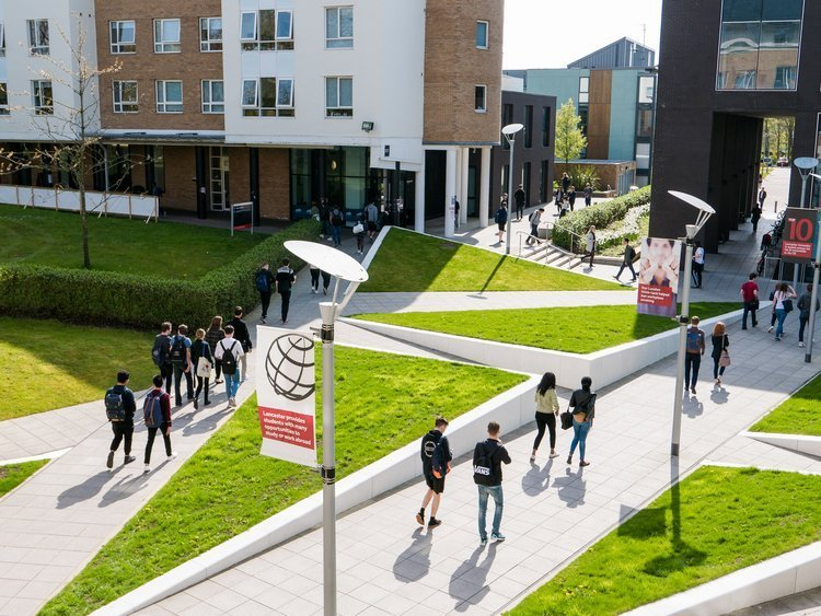 Lancaster University — Foundation Social Sciences