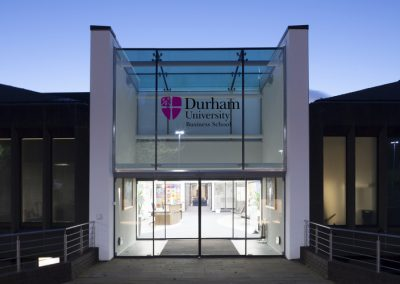 Durham University — Foundation Business, Accounting, Finance