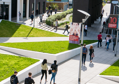 Lancaster University — Foundation Business and Management Studies