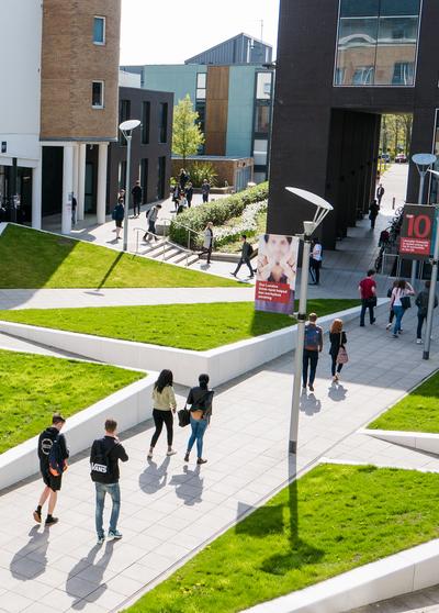 Lancaster University — Foundation Social Sciences