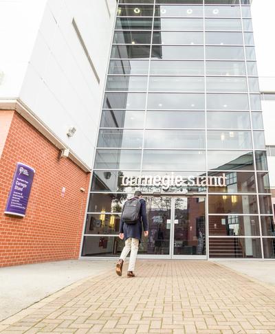 Leeds University — International Year One International Relations