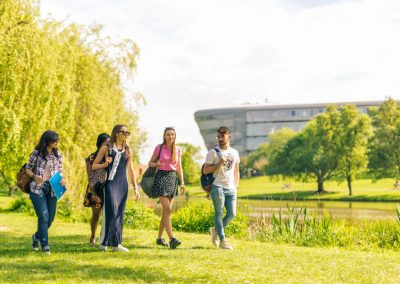 Surrey University — Foundation Business, Economics, Law and Social Sciences