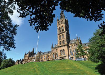 University of Glasgow — Foundation Certificate Business and Social Studies