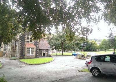 Здания Dover College