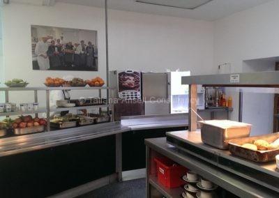 Кафетерий Dover College