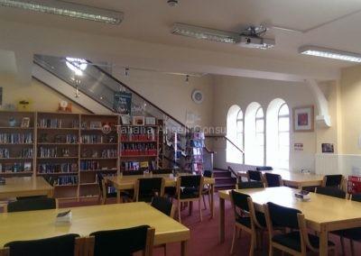 Библиотека Dover College