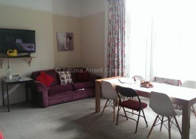 Общая комната в общежитии для девочек Dover College