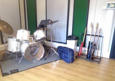 Музыкальная комната в Dover College