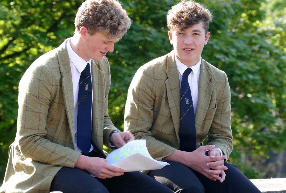 Как учится мой ребенок в британской школе?