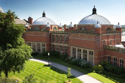 Birmingham University — Foundation Business, Law and Social Sciences