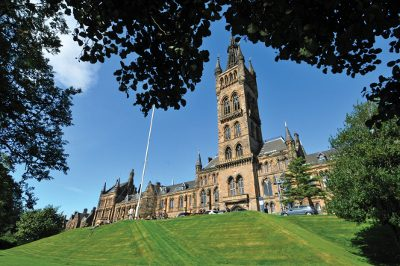 University of Glasgow — Pre-Master's Arts and Humanities