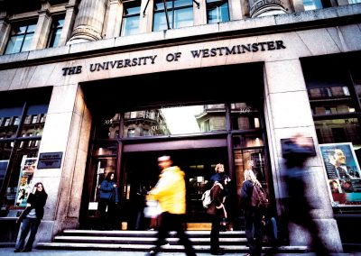 University of Westminster — Pre-Master's Business, Law and Social Sciences