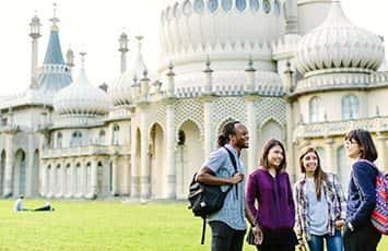 University of Brighton — Pre-Master's Business, Hospitality, Tourism and Social Sciences