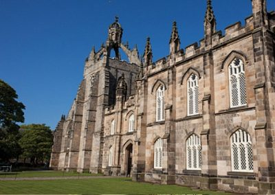 University of Aberdeen — Foundation Certificate Science and Engineering