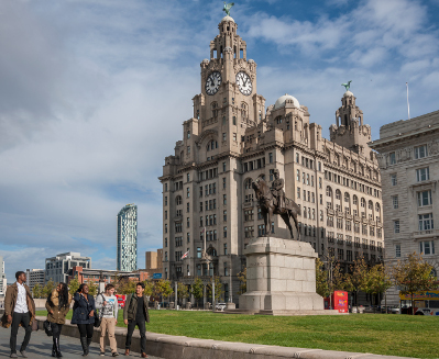 University of Liverpool — Pre-Master's Business, Law and Social Sciences