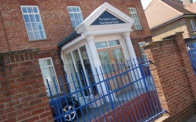 Фоторепортаж о посещении школы Dwight в Лондоне