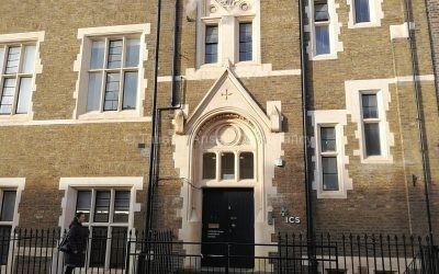 Фоторепортаж о посещении школы ICS в Лондоне