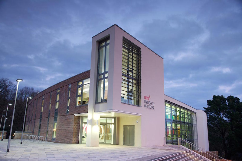 University of Exeter — Foundation Humanities, Law and Social Science