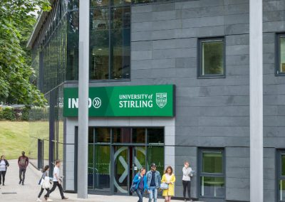 University of Stirling — Graduate Diploma Business, Finance and Sport
