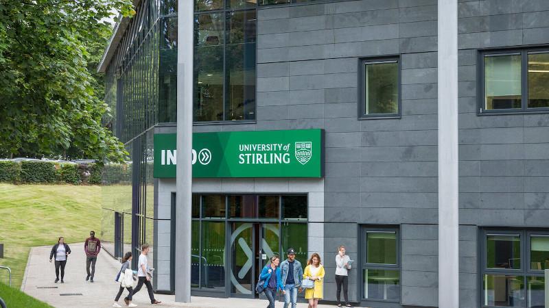 University of Stirling — Graduate Diploma Media, Humanities and Social Sciences