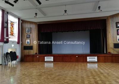 Театр Ashford School