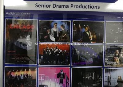 Фото театральных постановок Ashford School