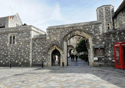 King's School Canterbury — престижная школа в Англии