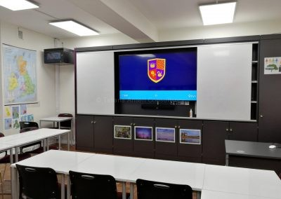 Kensington Park School classroom