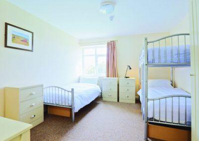 Комната для учащихся в Harrow House 1