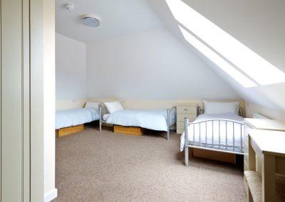 Комната для учащихся в Harrow House 2