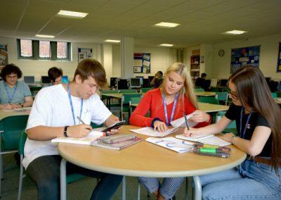 Shrewsbury Colleges Group - в учебном центре колледжа