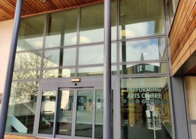Центр исполнительских искусств в East Susex College
