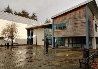 Одно из зданий East Sussex College