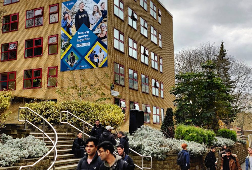 Чем живут британские студенты?
