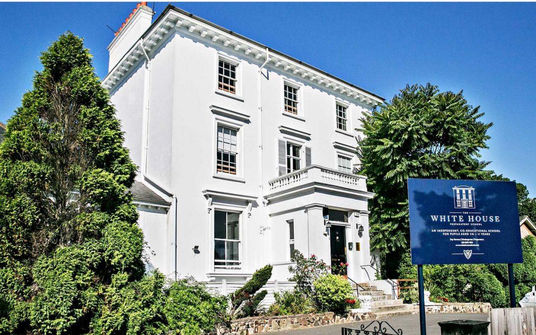 The White House Preparatory School, Лондон